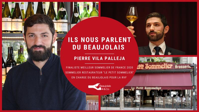 Pierre Vila Palleja interview beaujolais