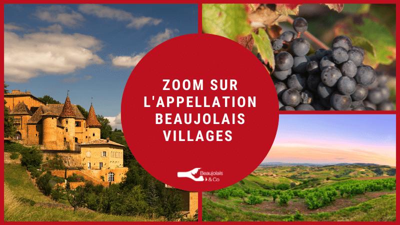 appellation Beaujolais Villages