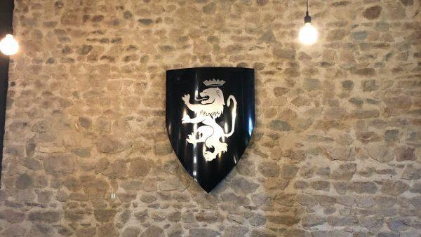 écusson château de La Chaize 2