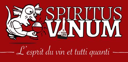 logo spiritus vinum