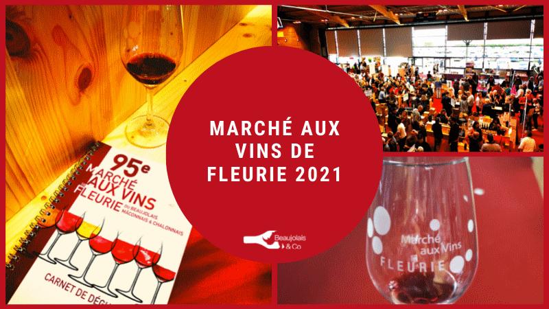 marché aux vins de fleurie 2021